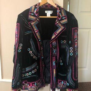 Gorgeous XL Coldwater Creek jacket 🤗